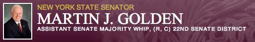 Senator Martin J Golden