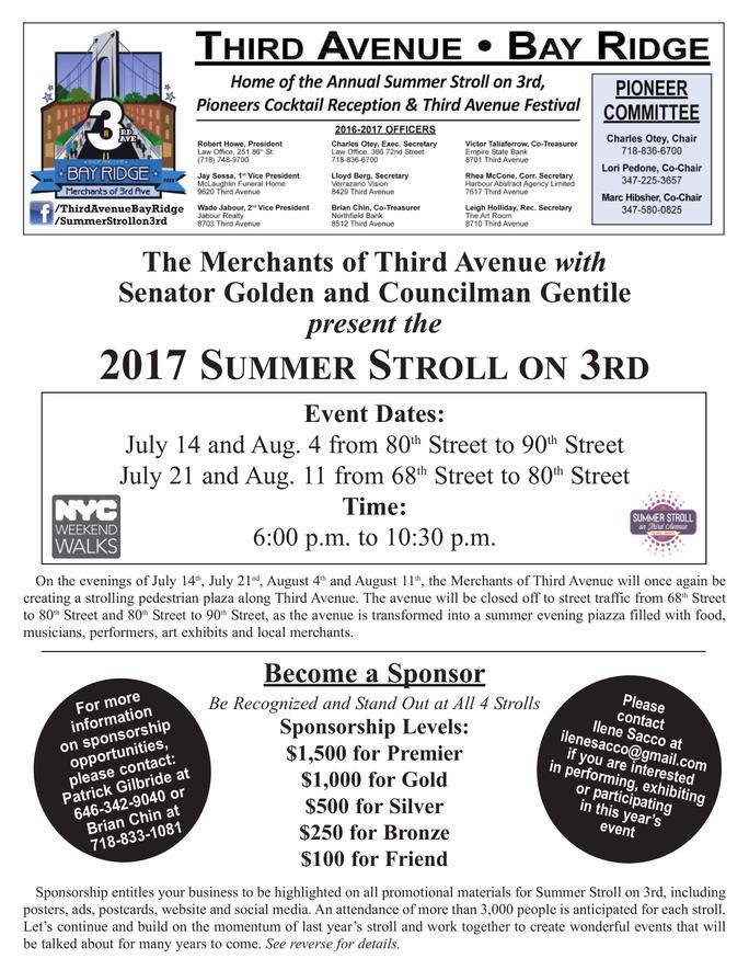 Download Summer Stroll [ Map ]